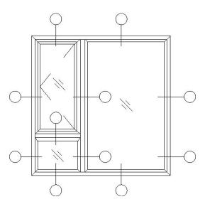 DH80断桥推拉窗系列