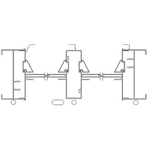 周口CP-837推拉窗系列
